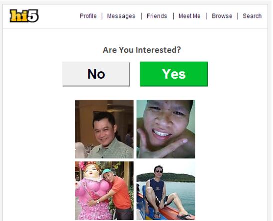 dating website gay